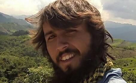 turist britanic disparut