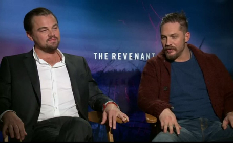 DiCaprio si Tom Hardy