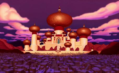 45% dintre alegatorii lui Trump vor bombardarea orasului lui Aladin. Discursul candidatului, la nivel de scoala primara