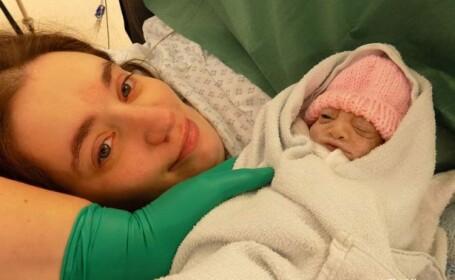 bebelus donator de organe