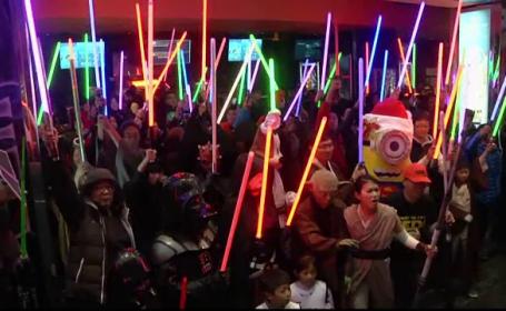 Star Wars fani