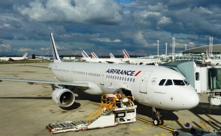 Dispozitivul suspect din aeronava Air France a fost o \