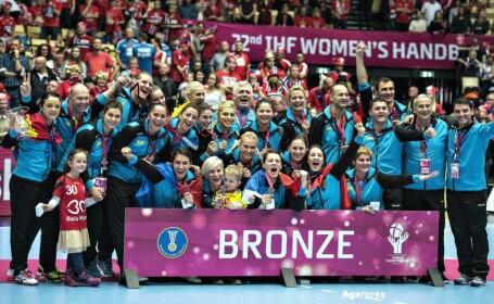 ROMANIA-POLONIA 31-22: dupa 10 ani, am castigat o medalie la handbal. Mesajul Cristinei Neagu, desemnata jucatoarea turneului