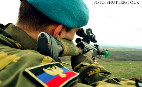 separatist ucrainean din Donetk