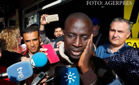 refugiat care a castigat la loteria de Craciun din Spania