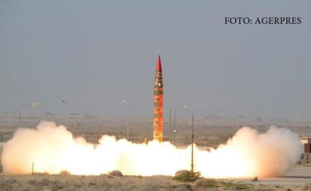 lansare racheta nucleara