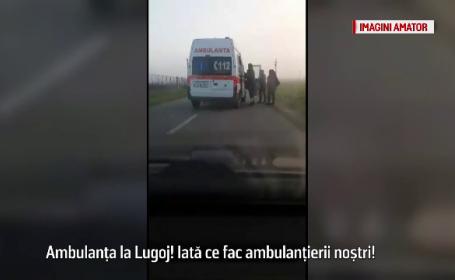 ambulanta Lugoj