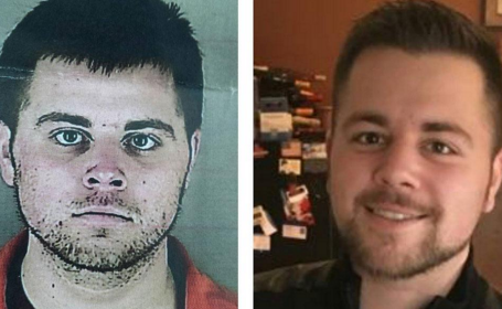 Si-a facut un selfie la un an dupa ce a renuntat la droguri. Transformarea spectaculoasa a unui tanar din SUA