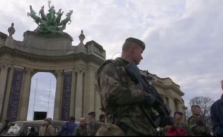 Orasele din Europa in care Revelionul a fost anulat. Deciziile drastice luate impotriva amenintarii teroriste