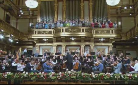 Pregatiri intense pentru faimosul Concert al Filarmonicii din Viena. Cat costa un bilet in cele mai bune locuri