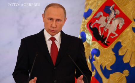 Vladimir Putin, discurs despre Starea NAtiunii 2016