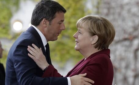 Viitorul Europei se decide in Italia, in acest weekend. Germania se pregateste deja pentru o noua criza financiara in UE