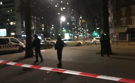 Luare de ostatici in Paris. Agresorul a reusit sa fuga si este cautat de politie. VIDEO