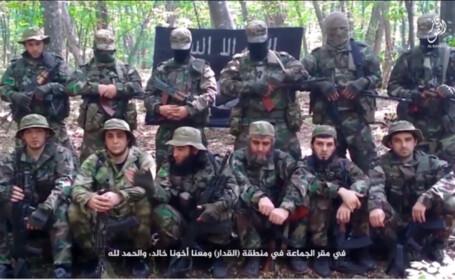 Liderul ISIS din Rusia a fost ucis de serviciile Kremlinului. VIDEO cu operatiunea anti-terorista