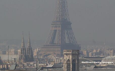 Poluare in Paris