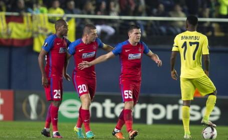 Villarreal - Steaua