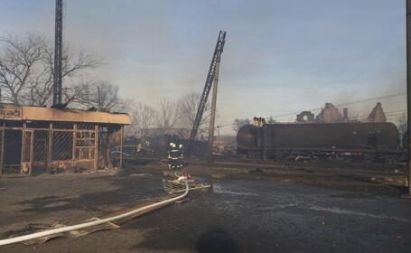 Bilantul accidentului din Bulgaria a crescut la 7 morti. Sofia News Agency: Cisternele apartin unei companii romanesti