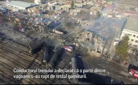 Doliu national luni in Bulgaria, dupa tragedia de pe calea ferata. Bilantul victimelor accidentului a ajuns la 8