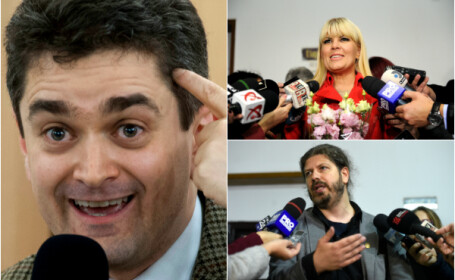 Elena Udrea, Theodor Paleologu si Remus Cernea au pierdut alegerile. Ce mesaje de \