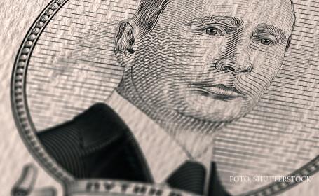 bancnota cu Vladimir Putin