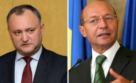 Primul termen in procesul Basescu - Dodon s-a finalizat cu inlocuirea judecatorului de caz. Ce a cerut liderul moldovean