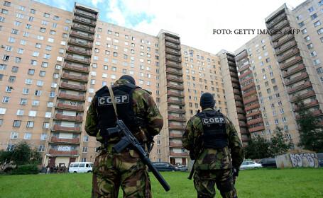 Jihadist MOLDOVEAN, arestat la Moscova de serviciile Kremlinului. \