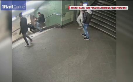 Un bulgar ar fi cel care a imbrancit o femeie la metroul din Berlin. Recompensa oferita de bodyguardul lui Lady Gaga