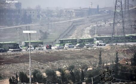 Evacuari Siria