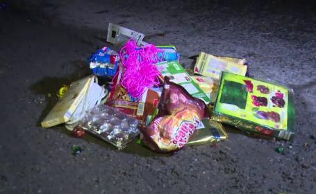 A murit cum s-a dat jos din autocar, in Vaslui. Victima venise din Germania si adusese cadouri pentru fetitele lui