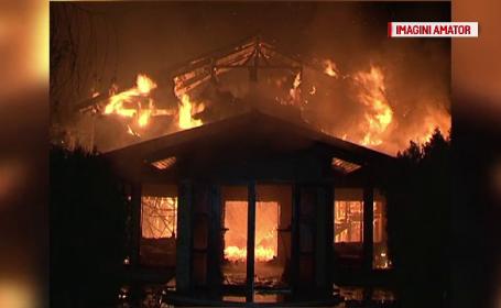 incendiu restaurant