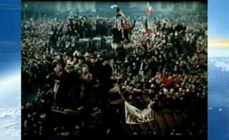 21 decembrie 1989, ziua in care Revolutia din Timisoara a ajuns in Capitala. 48 de oameni au murit pentru libertate