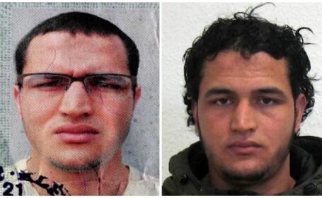 Atentatul din Berlin. Suspectul tunisian a stat inchis 4 ani in Italia si a fost arestat de 3 ori in Germania