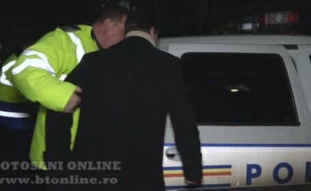 Preot cercetat penal de politia din Botosani. De ce conducea in zig-zag