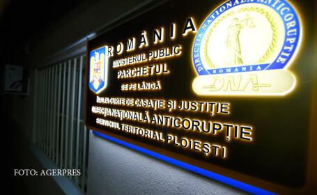 Sigla Directiei Nationale Anticoruptie