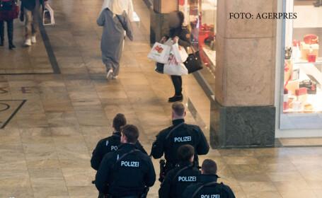 politie mall Duisburg