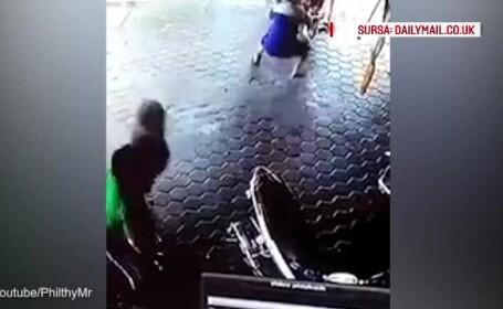 accident in Indonesia