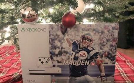 Poza aparuta pe contul oficial de Twitter al EA Sports. A fost stearsa imediat din cauza unui detaliu care i-a amuzat pe toti