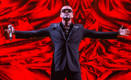 George Michael - Getty