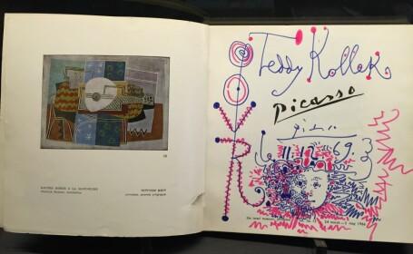 Picasso Tedy KOlek