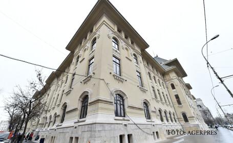 Sediul Primariei Capitalei (PMB) din Bulevardul Regina Elisabeta.