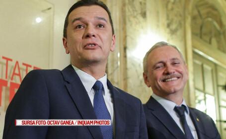 Cine va pleca din Guvernul Grindeanu? Presedintele PSD Liviu Dragnea anunta finalizarea evaluarii actului guvernamental