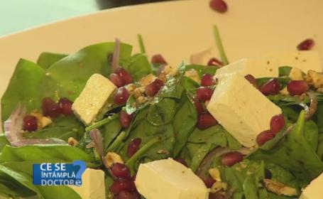 Nu uitati de salatele din frunze verzi, alaturi de friptura sau branzeturi. Cum se depoziteaza corect verdeata