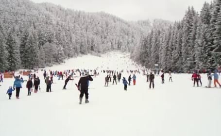Centrul distractiei de Revelion ramane si anul acesta Poiana Brasov. Cat costa aici cel mai scump sejur de Anul Nou