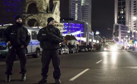 Marile capitale din Europa, in stare de alerta de Revelion. Turistii, paziti cu mitraliere si supravegheati din elicoptere