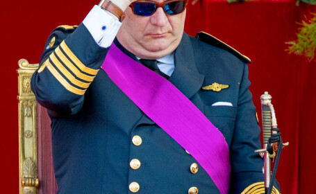 Prințul Laurent al Belgiei, sancționat din cauză că a participat la un eveniment diplomatic fără permisiunea Guvernului