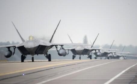 avioane americane F-22