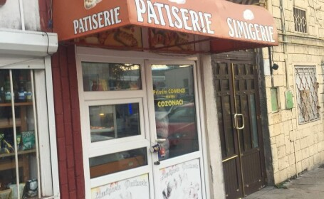 Patiserie din Constanța închisă din cauza mizeriei și gândacilor din bucătărie. VIDEO