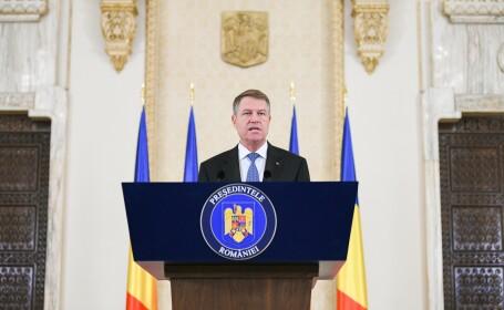 Iohannis se întâlneşte cu ambasadorii UE în România. BREXIT şi situaţia din ţară, pe agendă