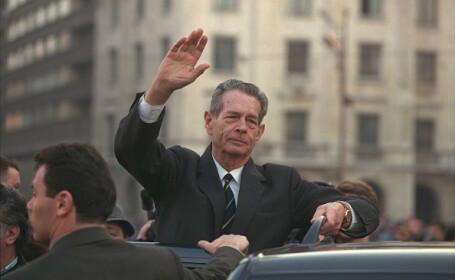Regele Mihai s-a stins din viață la vârsta de 96 de ani