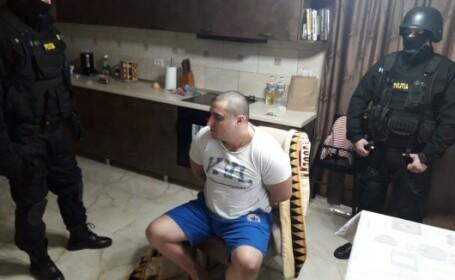 Polițistul lovit cu sabia în cap de un interlop, transferat la o clinică de recuperare